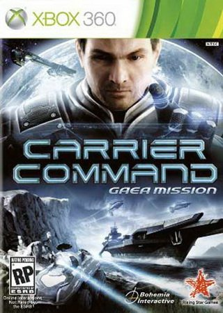 Carrier Command: Gaea Mission (2012) Скачать Торрент