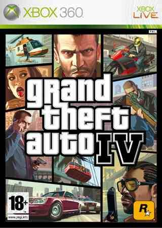 Grand Theft Auto 4 (2008) Xbox Скачать Торрент
