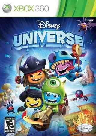 Disney Universe Скачать Торрент