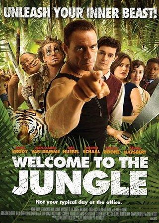 Добро пожаловать в джунгли (2013) Скачать Торрент