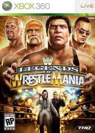 WWE Legends of Wrestlemania Скачать Торрент