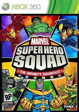 Marvel Super Hero Squad: Infinity Gauntlet Скачать Торрент