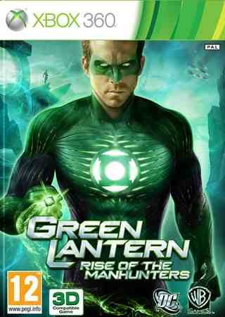 Green Lantern Rise Of The Manhunters (2011) Xbox RePack Скачать Торрент