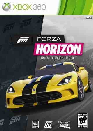 Forza Horizon: Limited Collector's Edition Скачать Торрент