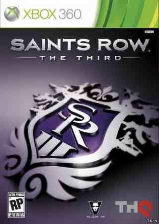 Saints Row: The Third (2011) Xbox Скачать Торрент