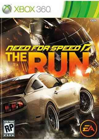 Need For Speed: The Run (2011) Xbox