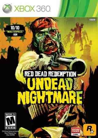 Red Dead Redemption: Undead Nightmare (2010) Xbox