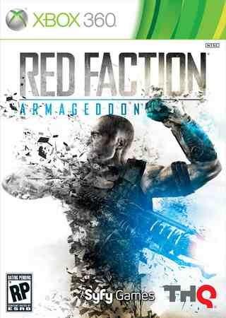 Red Faction: Armageddon (2011) Xbox