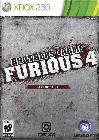 Brothers in Arms: Furious 4 (2012) Скачать Торрент