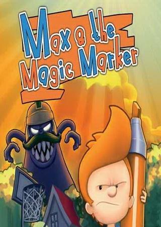 Max and the Magic Marker (2010) Скачать Торрент