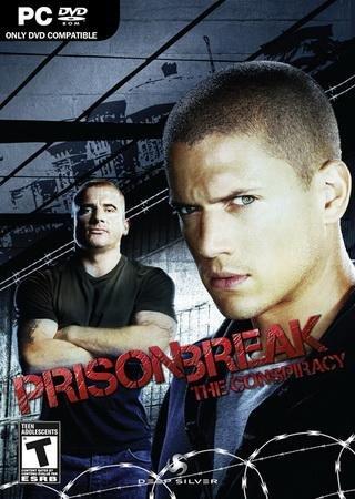 Prison Break: The Conspiracy (2010) Скачать Торрент