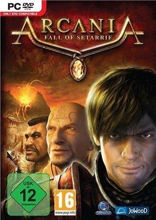 Arcania: Fall Of Setarrif (2011)