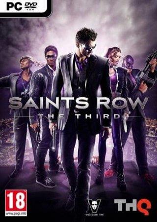 Saints Row: The Third (2011) PC Скачать Торрент
