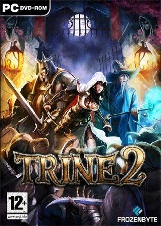 Trine 2 (2011) Скачать Торрент
