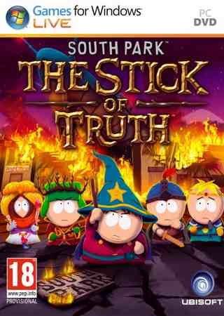 South Park: Stick of Truth (2014) Скачать Торрент