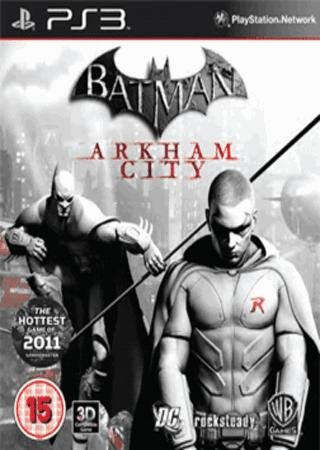 Batman: Arkham City - Game of the Year Edition (2011) Скачать Торрент