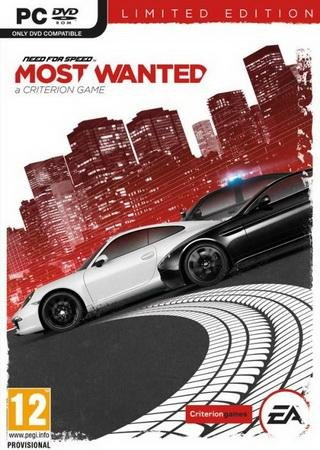 Need for Speed: Most Wanted - Limited Edition (2012) PC Скачать Торрент