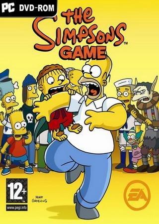 The Simpsons Game (2007) Скачать Торрент