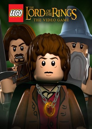 LEGO The Lord of the Rings (2012) Скачать Торрент