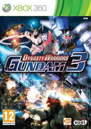 Dynasty Warriors: Gundam 3 (2011) Скачать Торрент