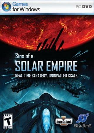 Sins of a Solar Empire Diplomacy [v.1.34] (2011) Скачать Торрент