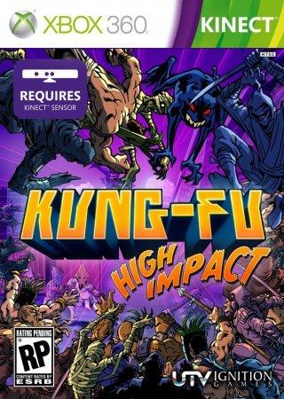 Kung Fu High Impact (2011)