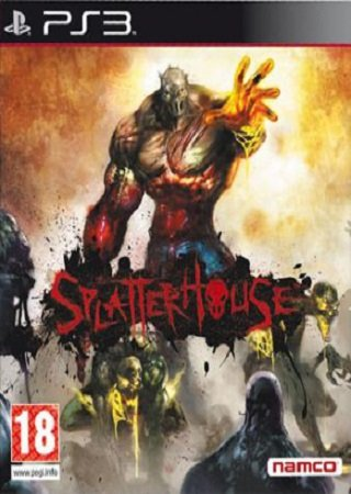Splatterhouse (2010) PS3