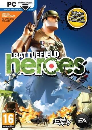 Battlefield Heroes (2011) Скачать Торрент