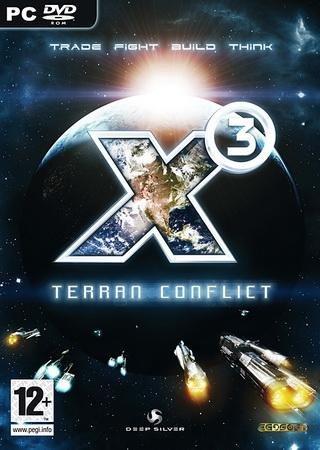 X3 Terran War Pack (2011) Скачать Торрент