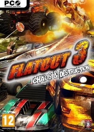 Flatout 3 (2011) Скачать Торрент