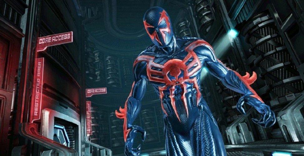 Торрент игры на пк spider man edge of time.