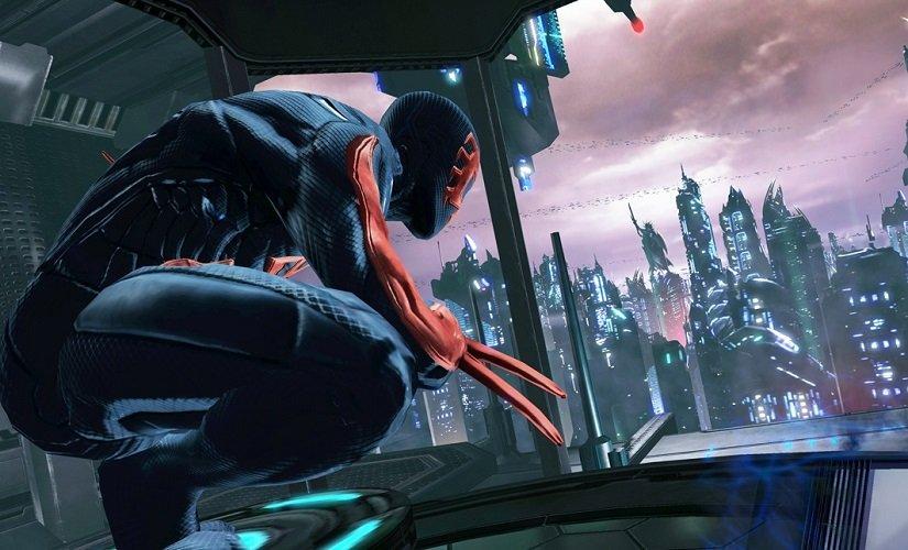Spider-man: edge of time скачать торрент бесплатно на компьютер.