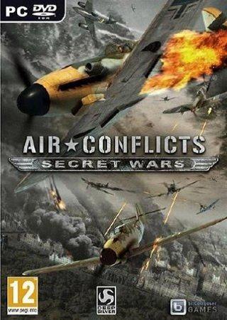Air Conflicts: Secret Wars (2011) Скачать Торрент