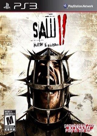 Saw 2: Flesh and Blood (2010) Скачать Торрент