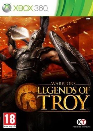 Warriors: Legends of Troy (2011) Скачать Торрент