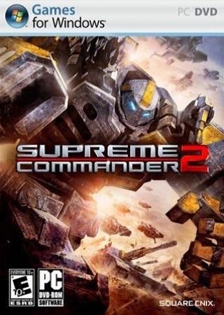 Supreme Commander 2 (2010) Скачать Торрент
