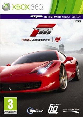 Forza Motorsport 4 (2011) Скачать Торрент