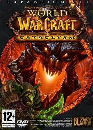 World of Warcraft: Cataclysm (2011) Скачать Торрент