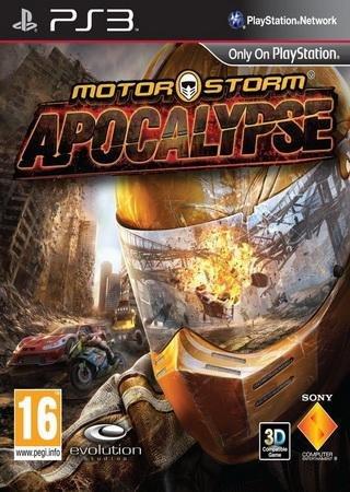 MotorStorm: Apocalypse (2011)