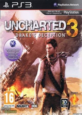 Uncharted 3: Drake's Deception (2011) Скачать Торрент