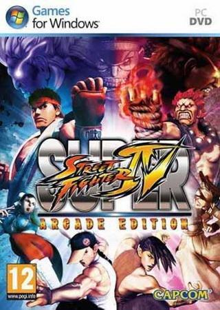 Super Street Fighter 4 (2011) Скачать Торрент