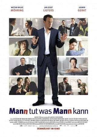 Что творят немецкие мужчины (2012) Скачать Торрент