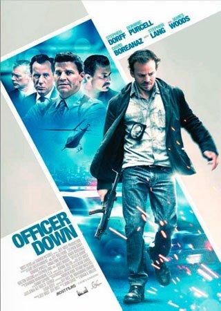 Офицер ранен (2013) Скачать Торрент