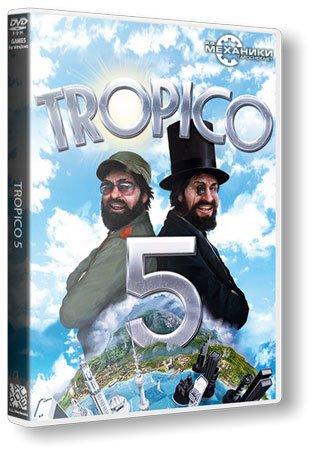Tropico 5 (2014) RePack от R.G. Механики Скачать Торрент
