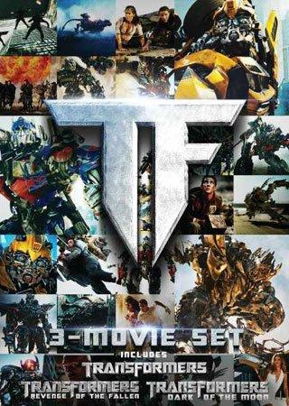 Transformers: Trilogy (2014) RePack от R.G. Механики Скачать Торрент