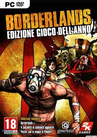 Borderlands: Game of the Year Edition (2010) RePack от  ... Скачать Торрент