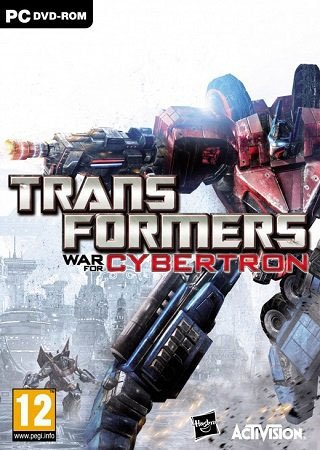 Transformers War for Cybertron (2010) RePack от Spieler Скачать Торрент