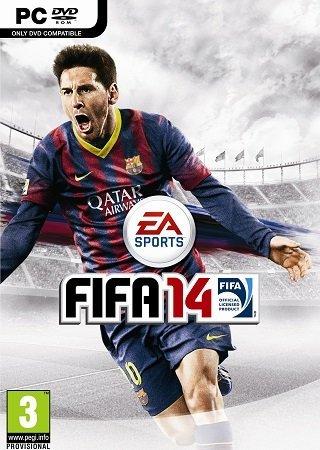 FIFA 14 (2013) PC Скачать Торрент