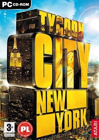 Tycoon City: New York (2006) Steam-Rip Скачать Торрент
