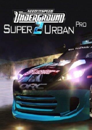 Need for Speed: Underground 2 - Super Urban Pro (2004)  ... Скачать Торрент